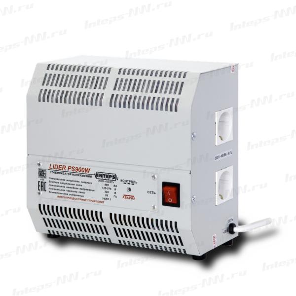 Стабилизатор напряжения Lider PS900W-50 220В