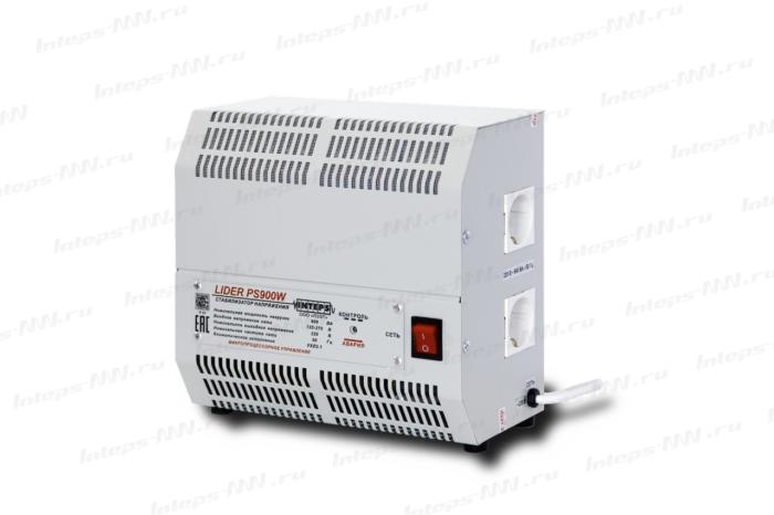 Стабилизатор напряжения Lider PS900W-50 для дома 220В